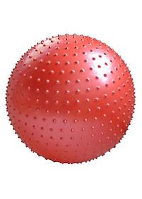 Bóng Tập Yoga Có Gai Sportslink (75cm) - Đỏ