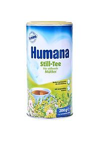Trà Thảo Dược Hòa Tan Tăng Tiết Sữa Humana 73040 200g
