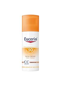 Chống Nắng Cho Da Mặt Eucerin Sun Face CC Cream SPF50+ (50ml)