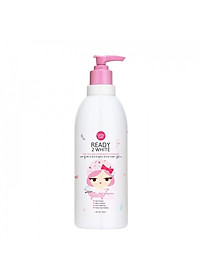 Sữa Tắm Trắng Da Cathy Doll Ready 2 White One Day Whitener Body Cleanser (450ml)
