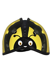 Mũ Bảo Vệ Đầu Cho Bé Mumguard Hình Ong Vàng (40 - 52 cm)  - Vàng Đen