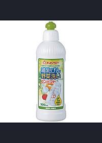 Nước Rửa Bình Và Hoa Quả ChuChu Baby (300ml)