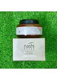 Dầu ủ tóc Nashi Argan Deep Infusion – Restorative Hydrating mask 500ml-4