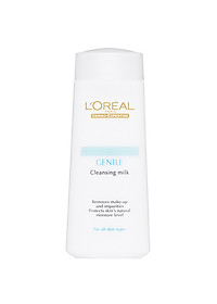 Sữa Tẩy Trang L'Oreal - Gentle Cleansing Milk 200ml-1