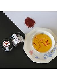 Combo 2 Hộp Nhụy Hoa Nghệ Tây Iran Loại Super Negin Thượng Hạng - Saffron KingDom (Hộp 1 Gram)-4