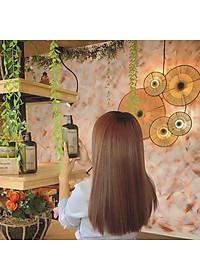 Cặp dầu gội xả Dangello Keratin shampoo & Conditioner siêu mượt tóc 500ml-2