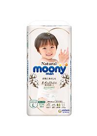 Tã Quần Moony Natural Bông Organic L36 (36 Miếng)-1