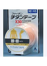 Băng Dán Phiten TitaniumX30 Stretched