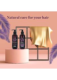Dầu Xả Tóc Hoa Đậu Biếc Nagano Japan 250ml - Hair Treatment Nagano 250ml  - Chiết xuất từ thành phần tự nhiên giúp tóc mềm mượt bồng bềnh-1
