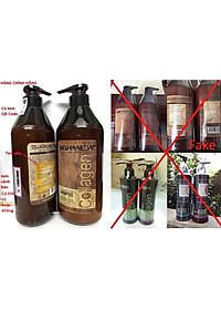 Cặp dầu gội xả Top Haneda Collagen Shampoo & Conditioner phục hồi siêu mượt tóc 500ml - Hàng chính hãng-3