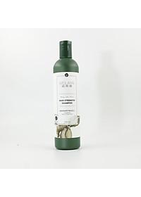 Dầu gội cặp Weilaiya thảo dược tinh chất gừng mọc tóc trị gàu-1
