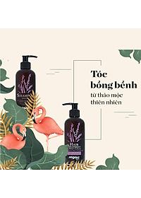 Dầu Xả Tóc Hoa Đậu Biếc Nagano Japan 250ml - Hair Treatment Nagano 250ml  - Chiết xuất từ thành phần tự nhiên giúp tóc mềm mượt bồng bềnh-6