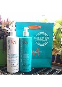 Bộ dầu gội xả tăng phồng tóc Moroccanoil Extra Volume shampoo Conditioner 500ml - Hàng chính hãng-2