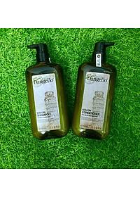 Cặp dầu gội xả Dangello Keratin shampoo & Conditioner siêu mượt tóc 500ml-3