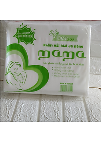 Combo 5 khăn giấy khô đa năng cao cấp Mama 600g ( 600 tờ)-2
