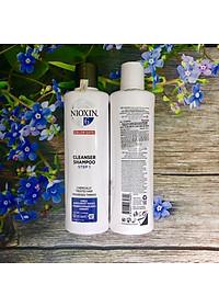 Dầu gội xả Nioxin 6 Chemically Treated Hair Progressed Thinning Cho tóc uốn duỗi tẩy có dấu hiệu thưa rụng Mỹ 300ml-3