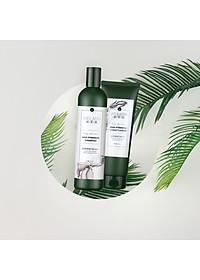Dầu gội cặp Weilaiya thảo dược tinh chất gừng mọc tóc trị gàu-5