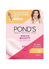 Bộ Đôi Kem Dưỡng Da Ngày Và Đêm Trắng Hồng Rạng Rỡ Pond's White Beauty (50g)-3