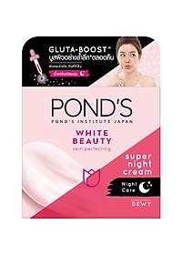 Bộ Đôi Kem Dưỡng Da Ngày Và Đêm Trắng Hồng Rạng Rỡ Pond's White Beauty (50g)-4