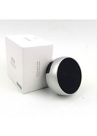 Loa Bluetooth Cầm Tay Mini GUTEK BS-01 Vỏ Kim Loại, Nghe Nhạc Cực Hay, Hỗ Trợ Kết Nối Thẻ Nhớ Tf Và Cổng 3.5 - Hàng Chính Hãng - Bạc-0