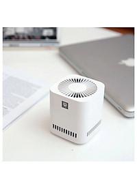 Máy lọc không khí Xiaomi Mini xúc tác quang formaldehyde Sạc USB không dây phù hợp white-6
