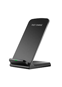 Qi Wireless Fast Charger Charging Stand Dock Pad for Samsung Galaxy S8 / S8+ / Note 8 iPhone X / 8 Plus 8-0