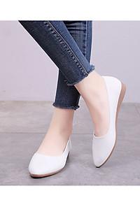 Giày búp bê nữ phong cách công sở kiểu dáng cơ bản V195