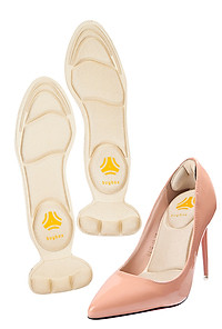 Miếng lót giảm size cho giày bị rộng Cao Cấp - buybox - BBPK11