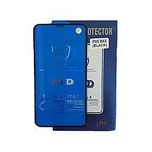 Miếng Dán Cường Lực 10D Full Màn Hình Dành Cho iPhone XS Max - Đen
