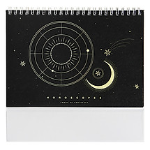 Lịch Bàn 2019 Angia Art - The Celestial Horoscopes
