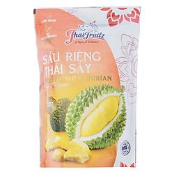 Sầu Riêng Sấy Giòn Khối Thaifruitz (100g)