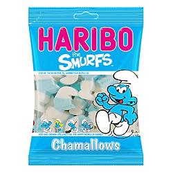 Kẹo Xốp Haribo Chamallows Smurfs (125g)