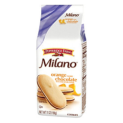 Bánh Milano Vị Cam Pepperidge Farm (198g)