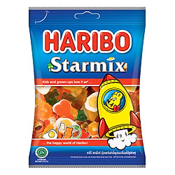 Kẹo Dẻo Haribo Star Mix (160g)