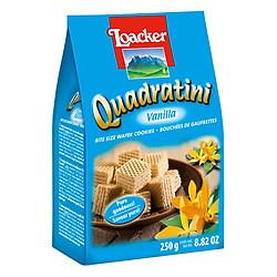 Bánh Xốp Quadratini Vani Loacker (250g)