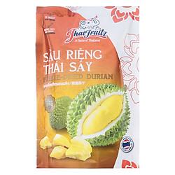 Sầu Riêng Sấy Giòn Khối Thaifruitz (40g)