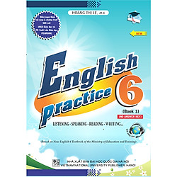 English Practice 6/1 (No Answer Key)