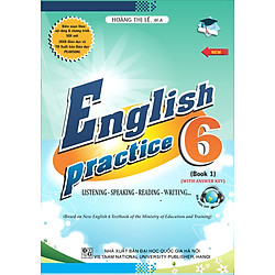 English Practice 6/1 (With Answer Key)