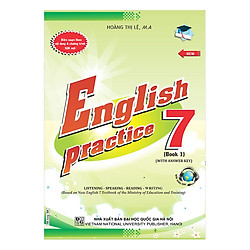 English Practice 7 Book 1 (With Answer Key)