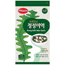 Rong Biển Hàn Quốc Miwon 100g