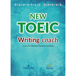 New TOEIC - Writing Coach (Gồm Course Book, Answer Key)
