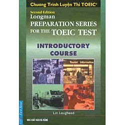 The Toeic Test 1 Longman Introductory Course