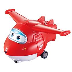 Máy Bay Biến Hình Robot Mini Super Wings YW710010 - Jett Tia Chớp
