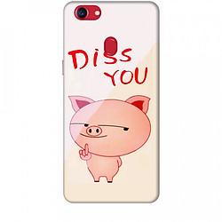 Ốp Lưng Oppo F7 Pig Cute