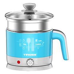 Ấm Nấu Đa Năng Tiross TS1366 (1.2L)