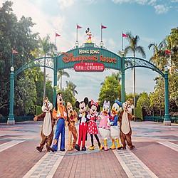 Tour HCM - Hồng Kông - Disneyland 4N3Đ, Khách Sạn 4 Sao, Bay Vietjet Air