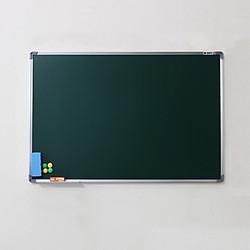Bảng từ xanh viết phấn Hàn Quốc 60x80cm (Tặng hộp phấn,nam châm)