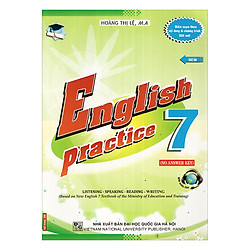 English Practice 7 - 1 (No Answer Key)