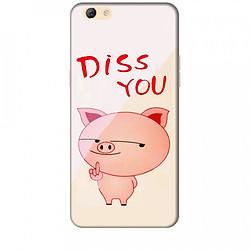 Ốp Lưng Oppo F3 Pig Cute