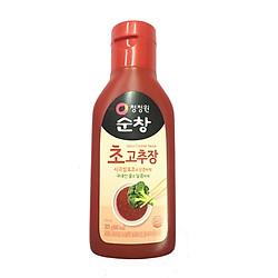 Tương Ớt Cay Daesang Chai 300Gram ( 645Kcal )- Nhập Khẩu Hàn Quốc